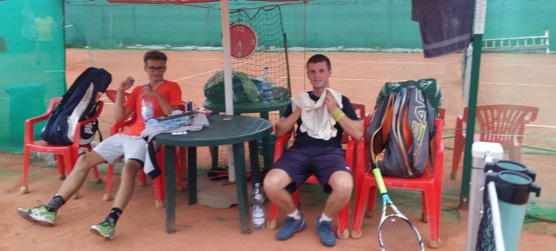 Trwają III Mistrzostwa Jasła w Tenisie !