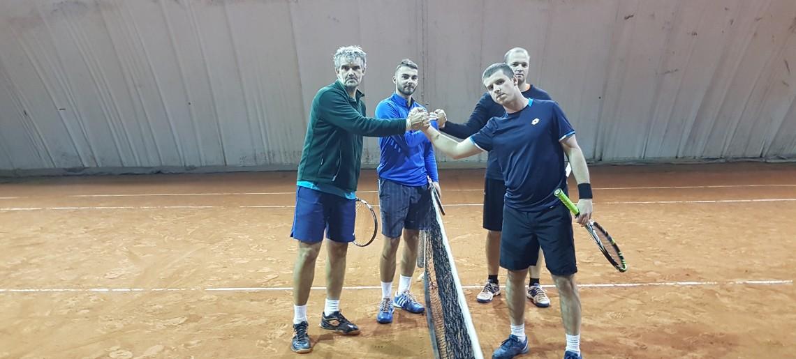 Czerwiński i Jaracz zgarnęli deblowy tytuł Boguś Cup !