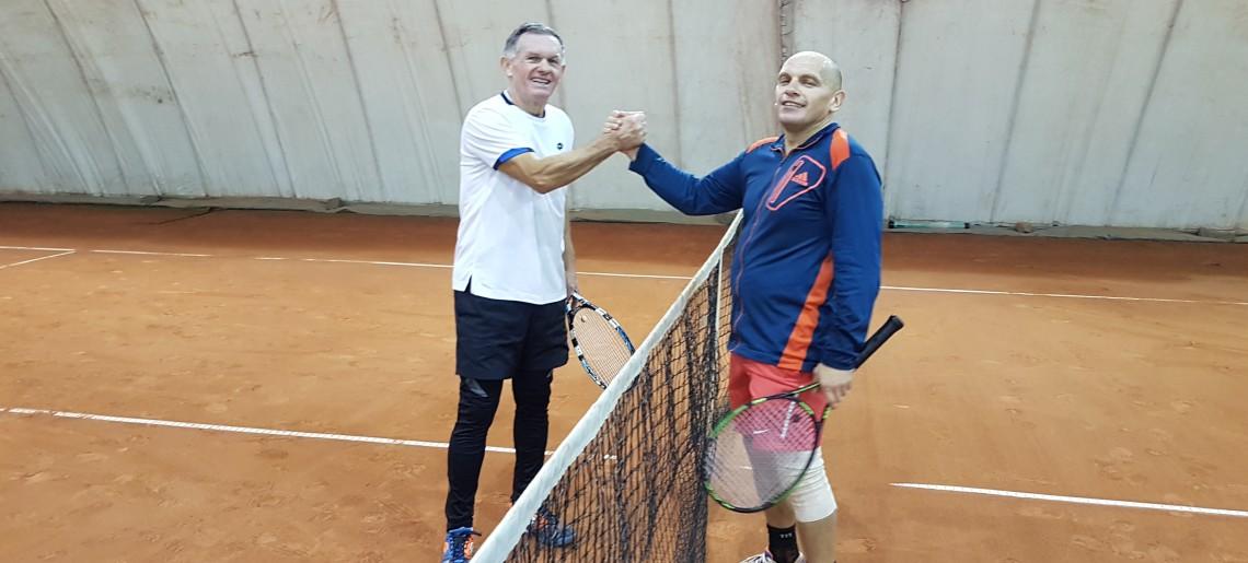 Paweł Maziarz zwycięzcą Boguś Tenis Cup w kat. Open !
