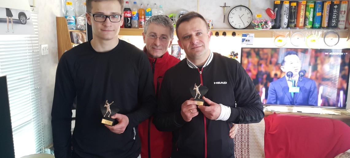 Deblowa rodzina tryumfowała w turnieju Boguś Cup :)