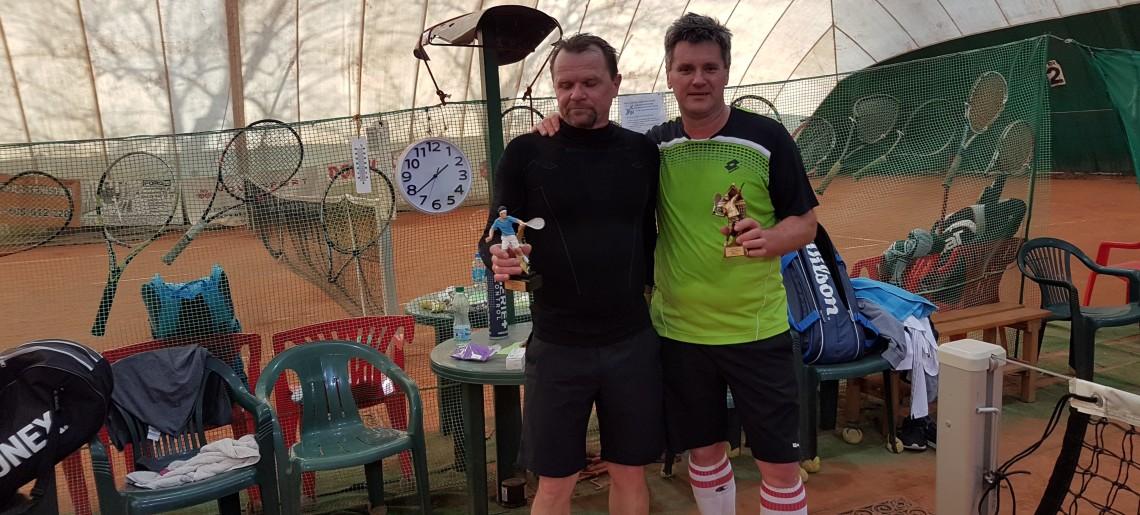 Jacek Trybus sensacyjnym zwycięzcą Boguś Cup w kategorii 45+ !