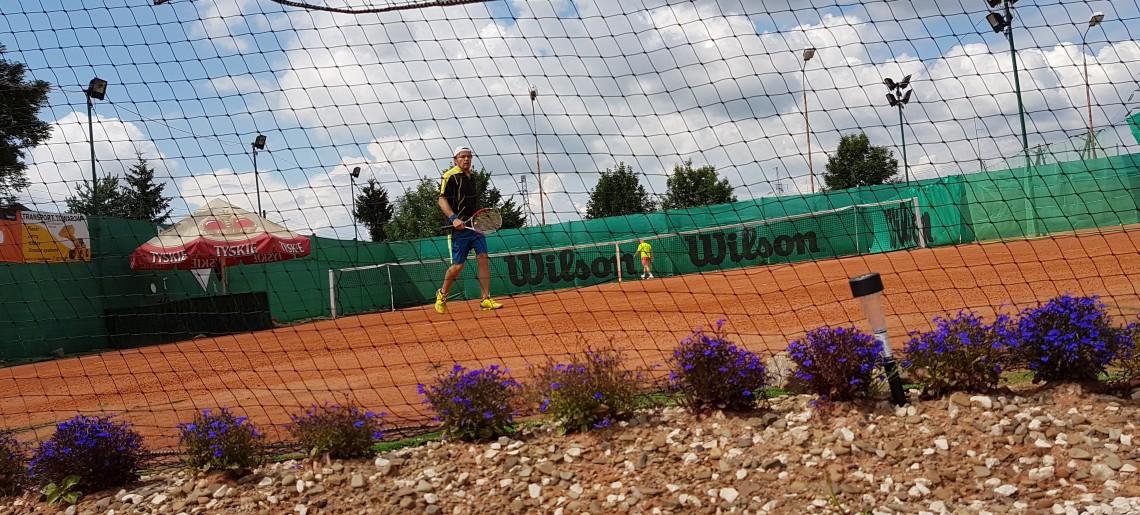 V Otwarte Mistrzostwa Jasła w Tenisie
