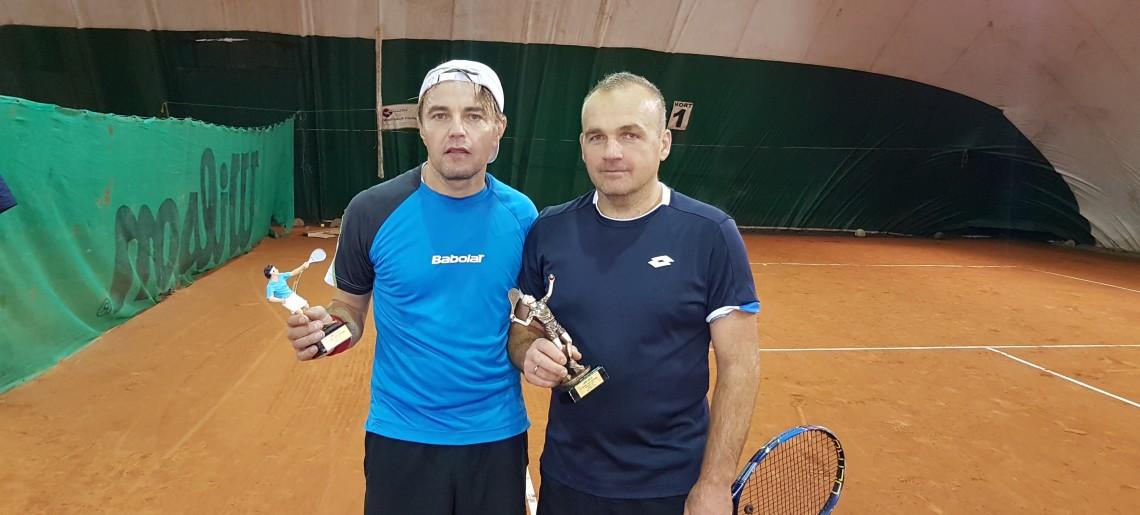 Józef Krzysztyński z Pucharem Boguś Cup kat. 45+ !