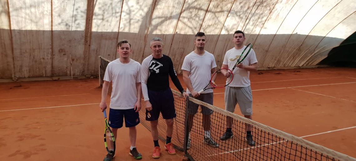 Klub Tenisowy Boguś zaprasza na Turniej deblowy