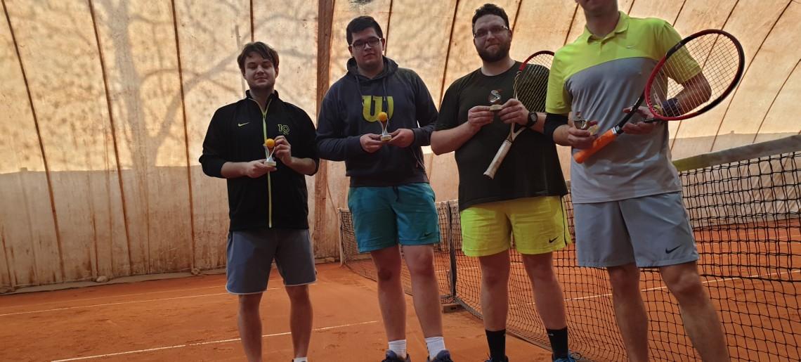 Turniej Deblowy w sobotę 13.04.2019 – odwołany